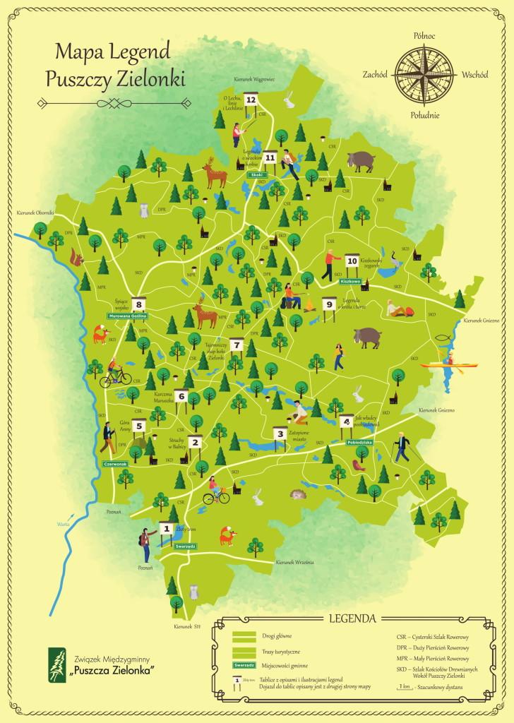 Mapa Legend_przod
